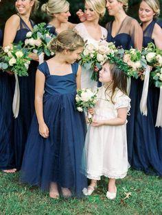 bridesmaid dresses; photo: Lauren Kinsey