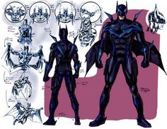 Nightwing - Dick Grayson - redesign