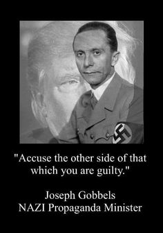 Pussygrabber and his Republican ass-kissers have learned this lesson well.