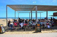 Chiringuito de Platja (Beach bar)  Barcelona
