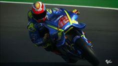 Team Suzuki Ecstar - MotoGP Test In Valencia (VIDEO)