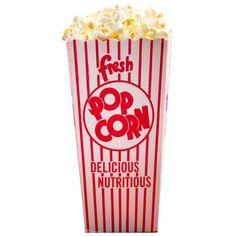Advanced Graphics Movie Popcorn Box Cardboard Cutout Standup