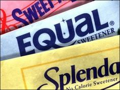 There is some research that shows that using artificial sweeteners instead of sugar may actually 'trick' our bodies into thinking we're eating sugar, and cause similar physiological effects!