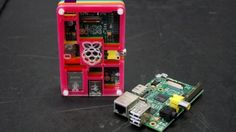 The maker of the Raspberry Pi mini computer, Premier Farnell, agrees to be bought by Switzerland's Daetwyler for 1bn Swiss francs (£700m).