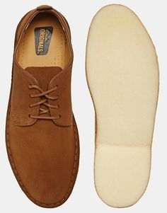 Enlarge Clarks Originals Desert London Suede Shoes