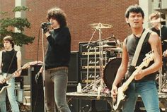 johnny, joey, dee dee and richie
