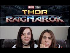 Thor 3: Ragnarok Trailer Reaction