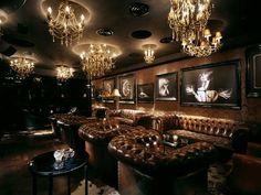 restaurant deko Find Out How Vintage Interior Design Plays in This Caf in Tel-Aviv -