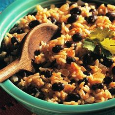 Black Beans and Rice: McCormick Sloppy Joes Seasoning Mix flavors rice and beans for a hearty, savory side dish.