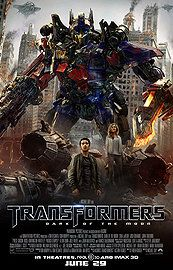 Transformers - the first one had some of the very best special effects I have ever seen!