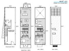 BIG Architects' Mountain Dwellings floor plans - Google-Suche