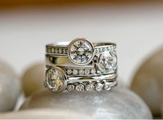 Oh my god! These rings are gorgeous!