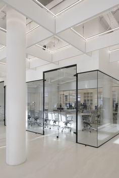 RAMBLER&Co Software Dept. / Nefa Architects
