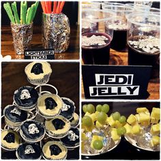 Star Wars Party - Party Treats, love the games, light saber fight til music stops, balloon pop, pin saber on darth vader