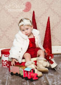Thinking I may be looking at my holiday card...except not sure if I can get that outfit in my size