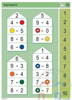 visuele discriminatie voor kleuters / preschool visual discrimination Preschool Math, Math Activities, Maths, Visual Perception Activities, Arithmetic, English Grammar, Kids Learning, Karma, Montessori