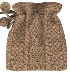 Irish Knit Tea Cosy