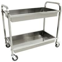 Bayou™ Classic Stainless Steel Serving Cart: Bayou™ Classic Stainless Steel Serving Cart #Hunting #Shooting #Fishing #Camping