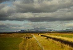 Icelandic countryside