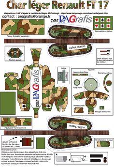 Papercraft | Tankpedia