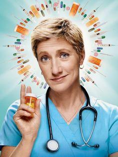 Nurse Jackie es la reina del chocho...