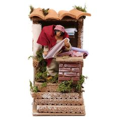Reggio, Holy Art, Ideas Hogar, Terracota, Wicker Baskets, Straw Bag, Christmas Decorations, Crochet, Home Decor
