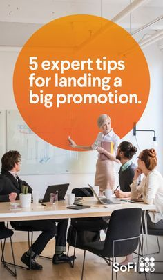 Get a head start on getting that promotion with these 5 expert career tips.