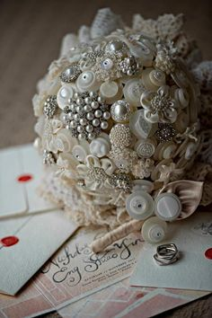 Button Bouquet                                                                                                                                                     More