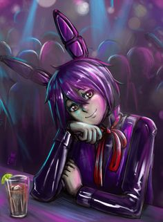 Open rp be bonnie i sit down at the bar and order a drink quot hellooo