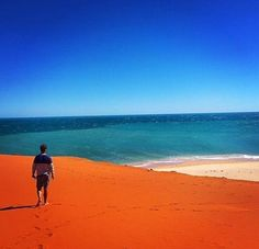 Colours of Francois Peron National Park, Shark Bay - Perthisok Brisbane, Melbourne, Perth Western Australia, Australia Travel, Beautiful Sites, Gold Coast, Places To See, Coastal, Surfing