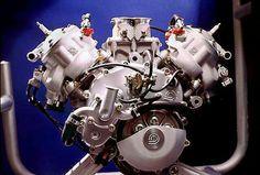 Italian 2T Bimota 500 V Due Two Stroke 90 V-Twin