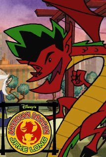 American Dragon: Jake Long<< I'm i the only one who totally forgot that this tv show even existed until now?