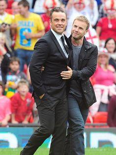 Robbie and Gary