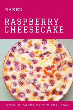 #baked #raspberry #cheesecake #recipe #foodblog #easy #yummy #best #simple #delicious #foodblogger #baking #raspberries #cheesecakes #recipes #dessert #pudding #desserts #puddings #homebaked #yum