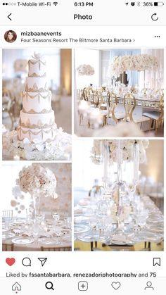Wedding details. Four Seasons Biltmore. Real weddings. Nikki & Mahan