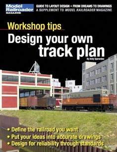 11 best model railroad images model trains, model train layoutsdesign your own track plan modeltrainhowto model railroader, models, design your own,