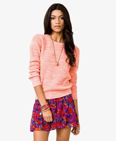 Neon Sweater | FOREVER21 - 2027780247