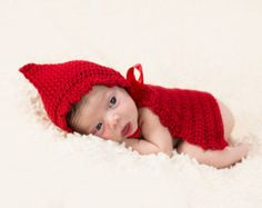 Little Red Riding Hood Costume Halloween Costume by LilacandOlive