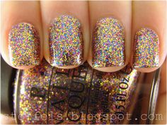 steffels.: OPI Sparkle-icious