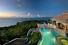 The enchanting Bel Horizon villa in St. John