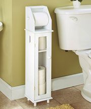 Furniture-Style Toilet Roll Storage | LTD Commodities