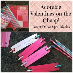 Cute, easy, and inexpensive homemade valentine's day cards   Mommy Needs A Break