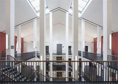 Hamburg-Harburg Technical University - Extended by main building - Hamburg, Германия - 2012 - gmp Architekten