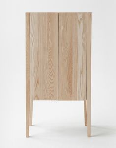 DPAGES February 2015 Favorites - 45X45 Cupboard in massive ash by Scandinavian Wood