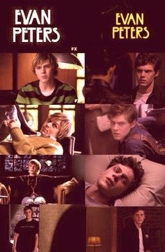 American Horror Story. Evan Peters