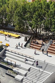 The_Goods_Line-ASPECT_Studios-CHROFI-09 « Landscape Architecture Works | Landezine