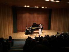 """#BlertaZhegu #chanteuselyrique 17 novembre 2016 #Concert #Recital """"Voix de femmes"""", Auditorium du Petit Palais, Paris"""