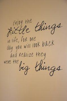 one of my favorite sayings