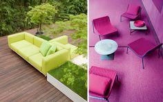 #Mobiliario para el #jardin