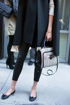 Street Style: New York Fashion Week Fall/Winter 2014 | Vanity Fair